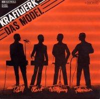 Cover art of Kraftwerk's single Das Model