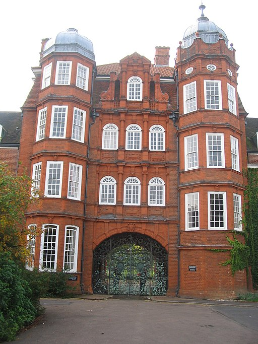 Pfeiffer Arch, Newnham College Cambridge